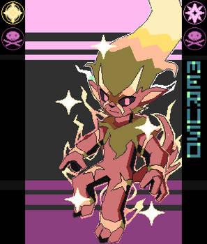 Luxilverios - Chaos Form - Shiny