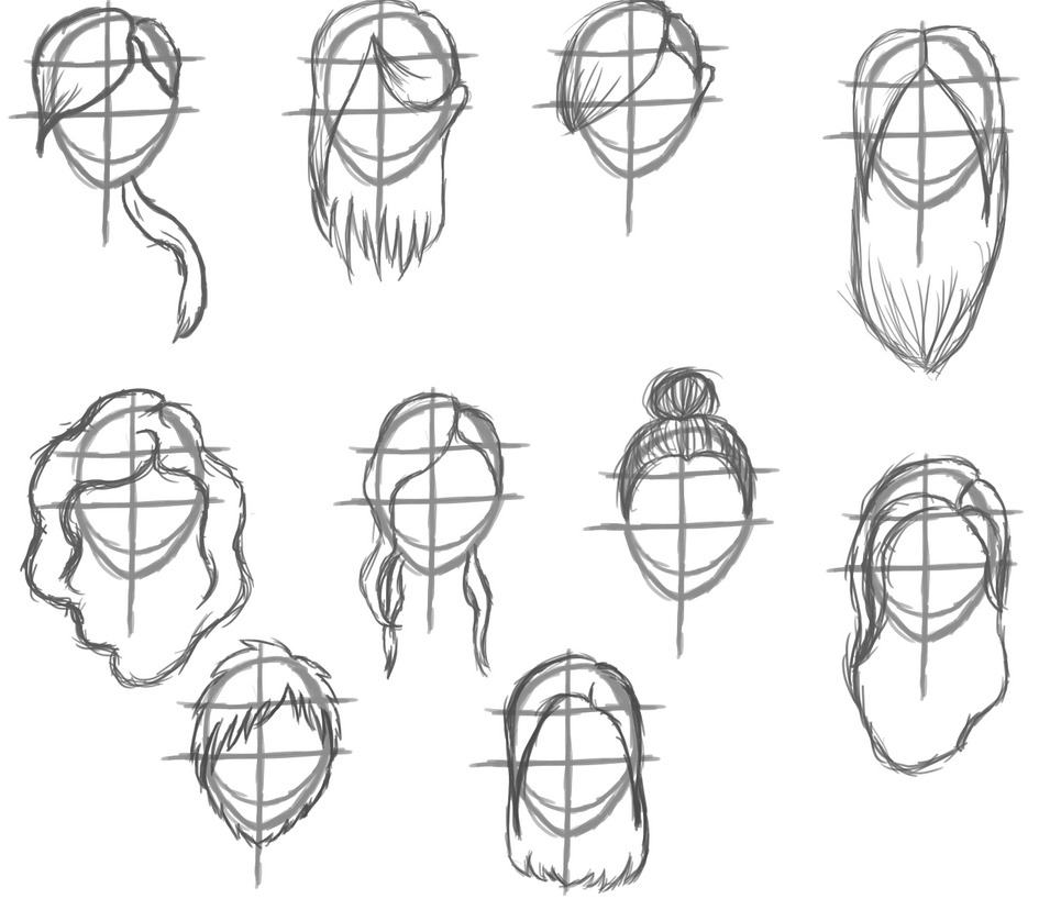 Hairstyles by PlushCloud