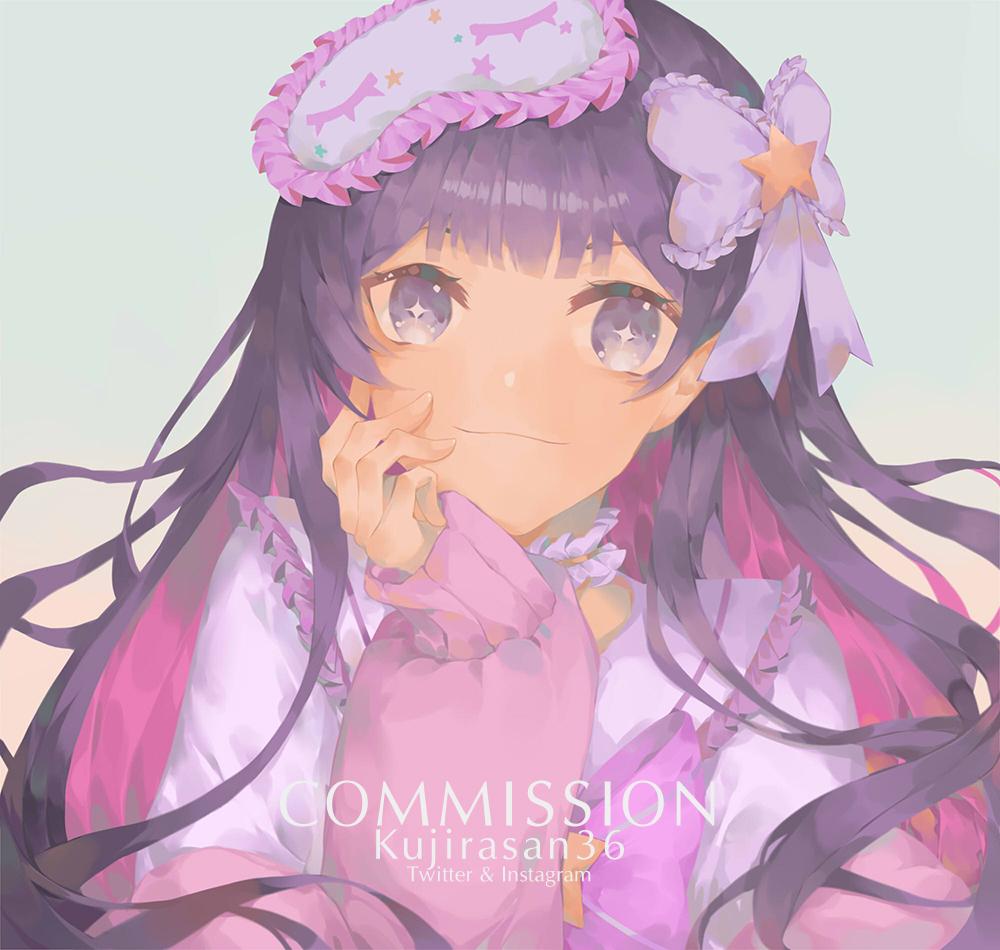 Commission for Bianca - God Vtuber
