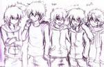 Equipo 2 - Sketch by HaruYuzuki