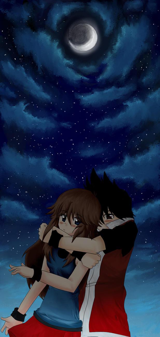 Contest: One night with you... by HaruYuzuki