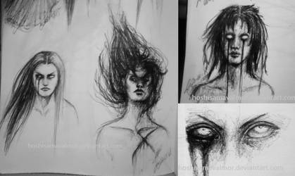 sketches by HoshisamaValmor