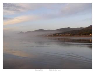 Evening Mist by EddiePerkins