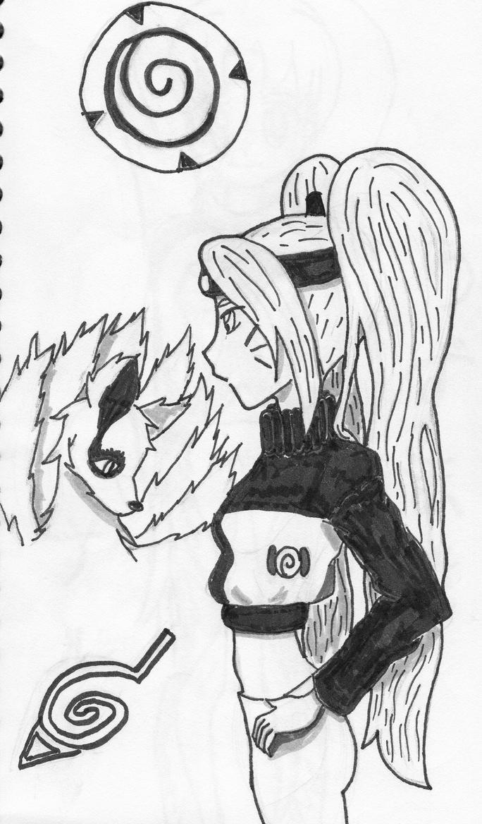 Fem Naruto Uzumaki by devixenrox85 on DeviantArtNaruto X Fem Kyuubi