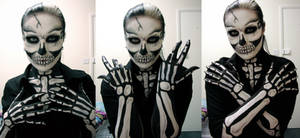 Bones by AmbellinaUK
