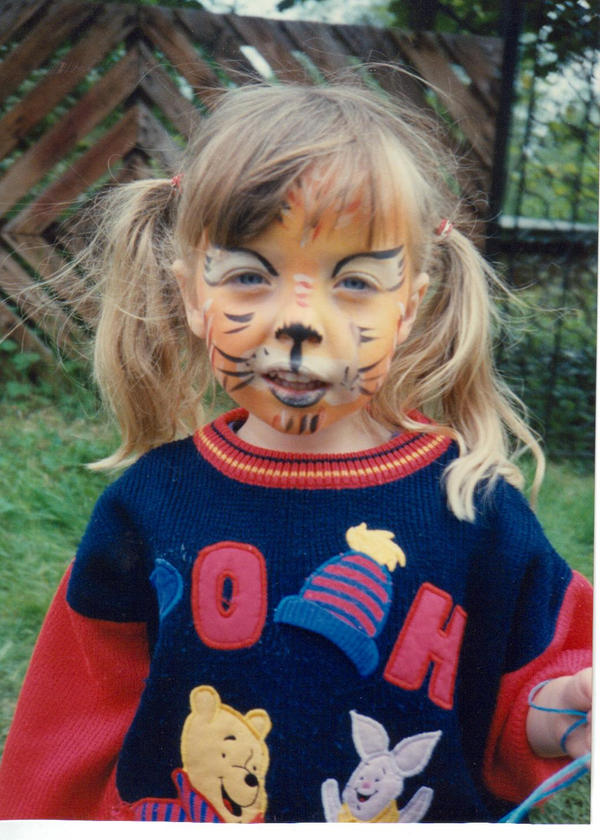 Tiger or Tigger? by chrixzy