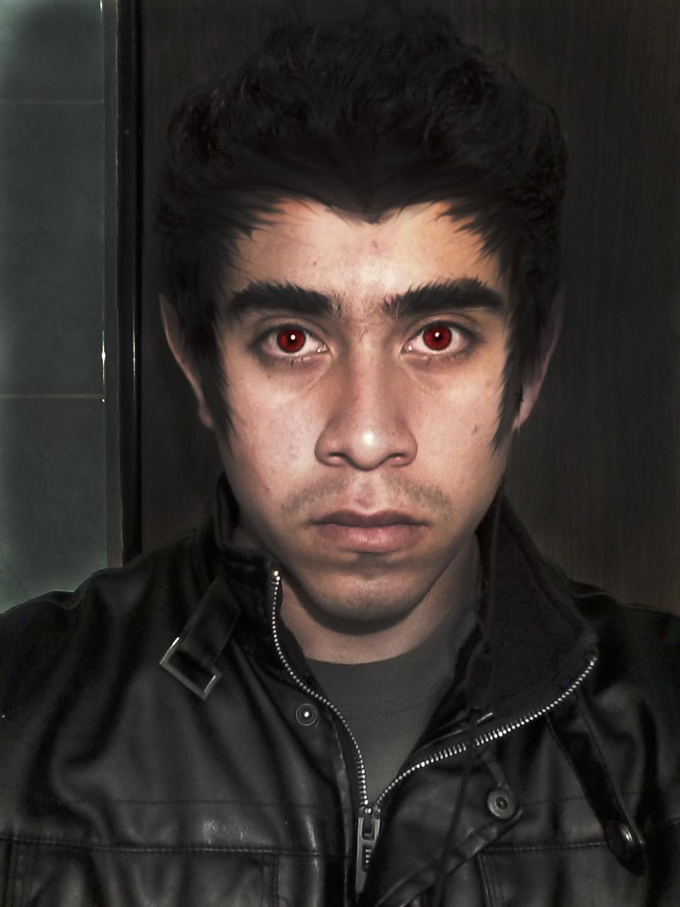 I am an Alpha Werewolf by uchihawolfalex