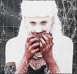 I am a khaleesi by PsYcHoWoNdErLaNd