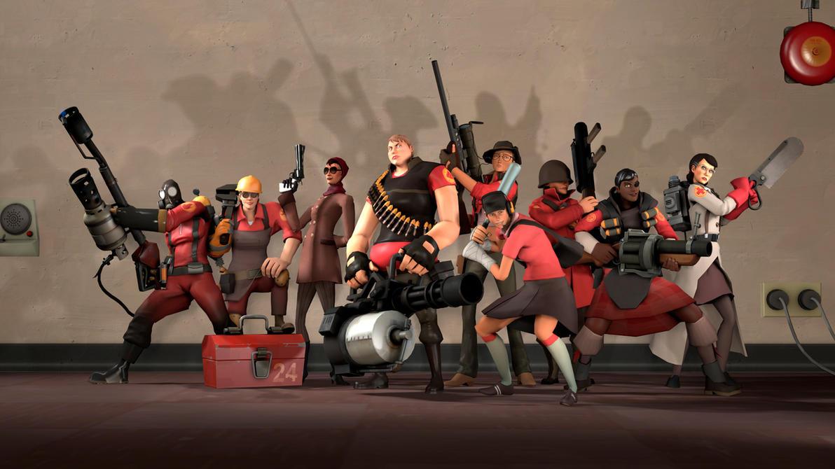 team fortress 2 meet the heavy russian women