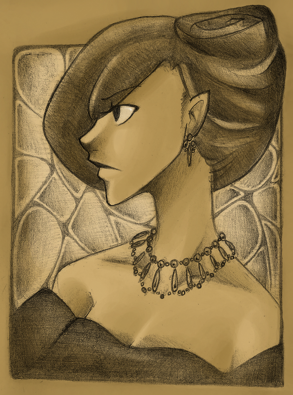 Equivocal Sepia by Tiuni