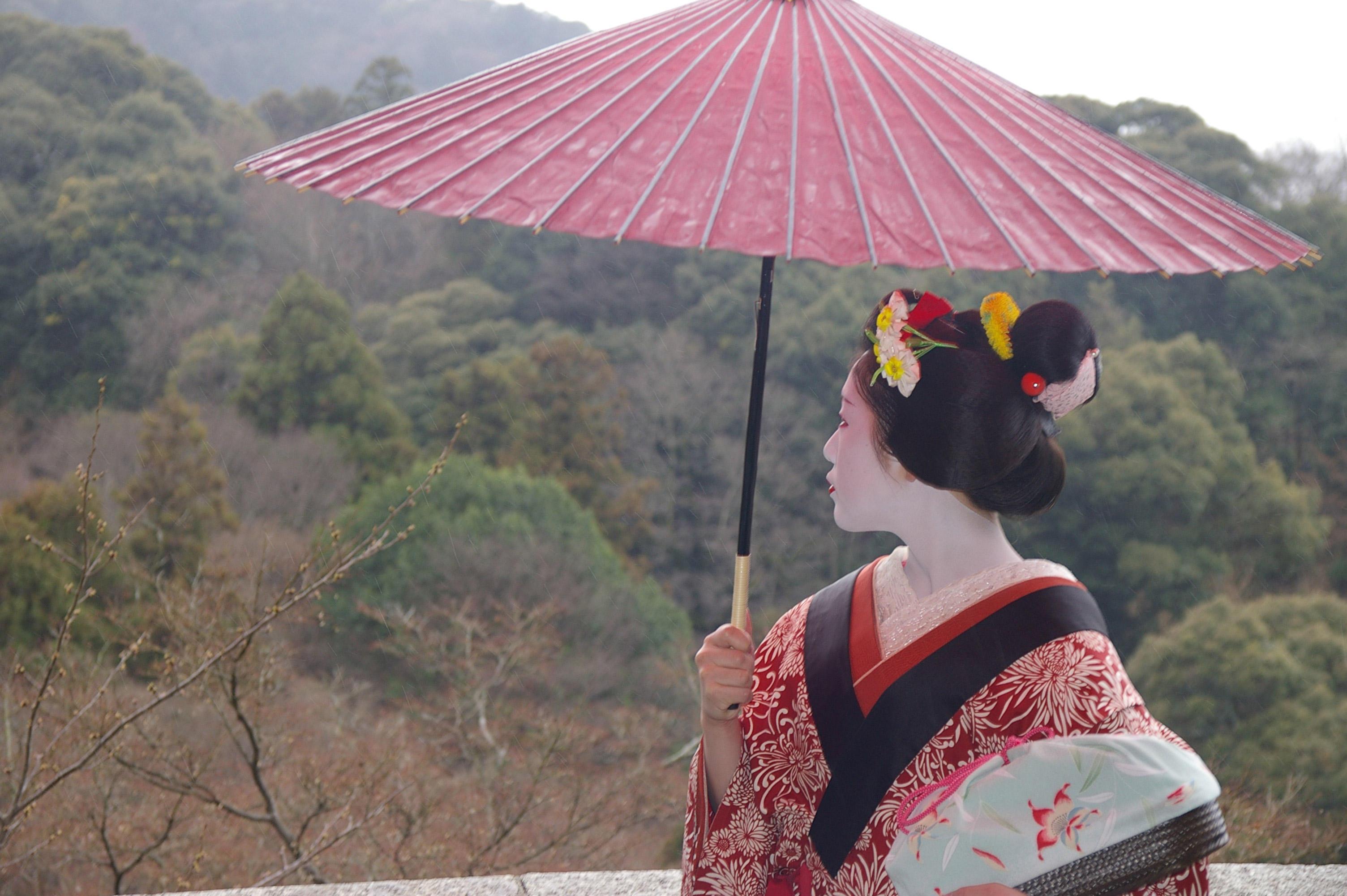 Geisha by rensstocknstuff