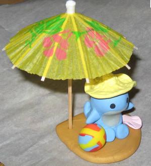 Summer Fun Quaggan Statue