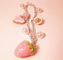 Girly charm bracelet by lovecute