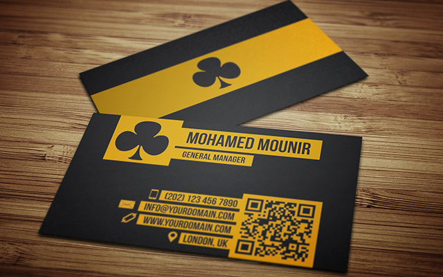 Multipurpose business card 4 by mmounirf on deviantart multipurpose business card 4 by mmounirf colourmoves