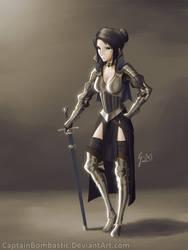 Amelia Fayenhart (OC) Character Concept by CaptainBombastic
