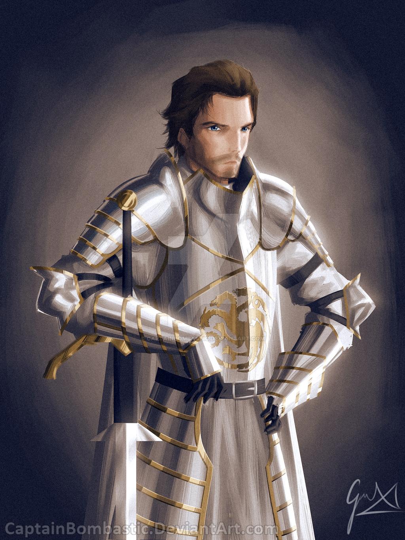 Ser Arthur Dayne - The Tower of Joy Part 1/3 by CaptainBombastic