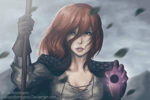 Sorceress by CaptainBombastic