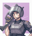 Rainbow Six Siege - Mira