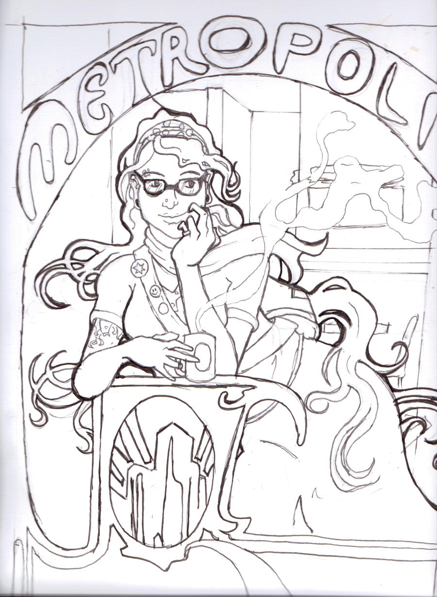 holiday coloring pages art deco coloring pages art nouveau line art art nouveau advertisement by