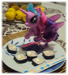 My New Twilight and My delicious dinner by 24-1