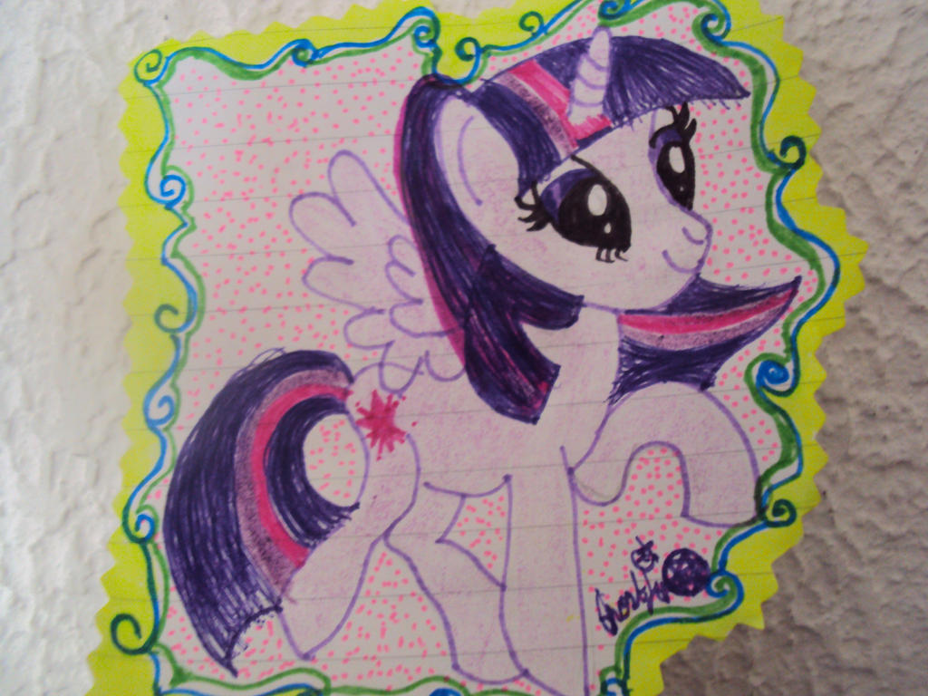 Twily: A draw when i was bored by 24-1