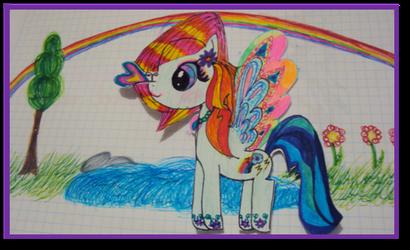 New Pony OC Rainbow Beauty by 24-1