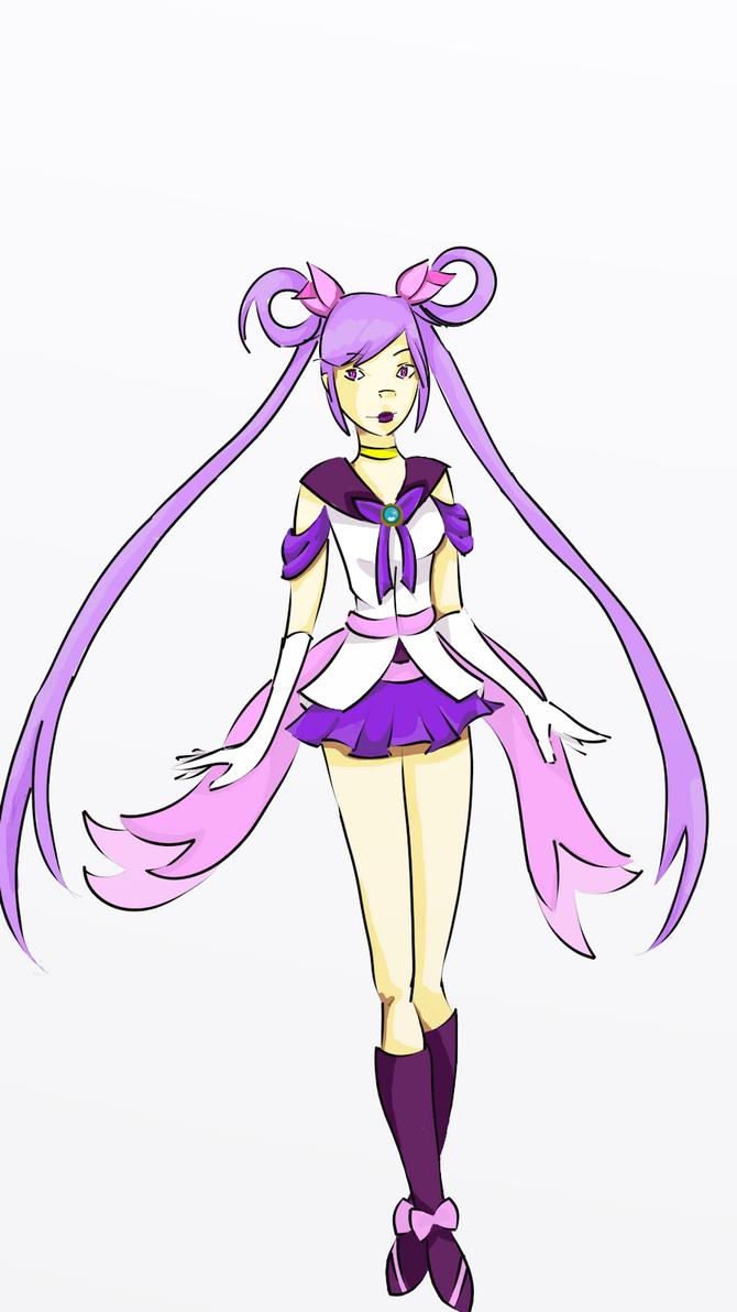 Sailor Moon thing by MartaSpress