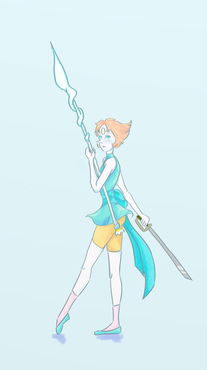 Pearl by MartaSpress