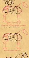 Draft horse sketch tutorial
