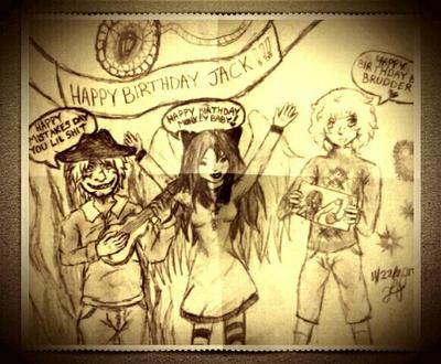 BRIGHT BIRTHDAY!!! by akatsukisakura001