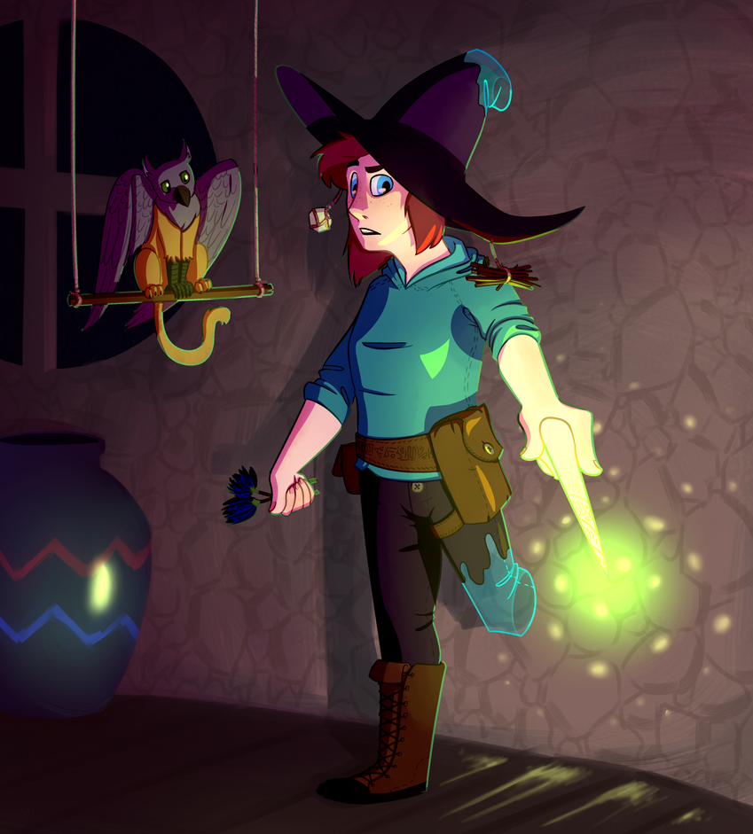 Witchsona by Astrera