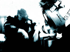Project Gas Mask Wallpaper