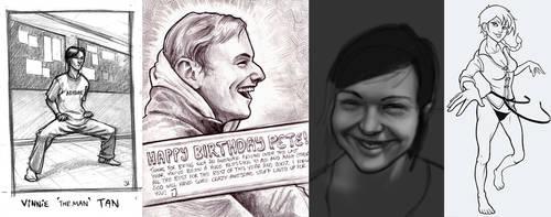 Sketchbook 11 by Ninja-raVen