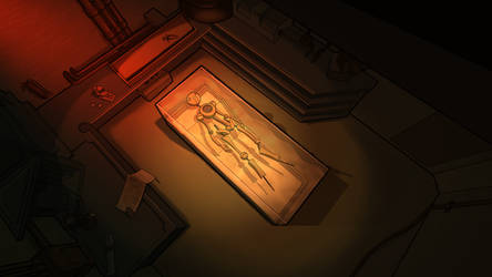 Exodus Screencap - The Lab by Ninja-raVen