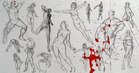 Bodies by Ninja-raVen