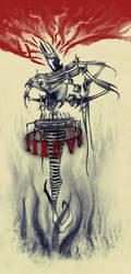 The Beast by Ninja-raVen