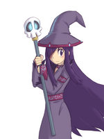 Mystical Hanako by CyzirVisheen