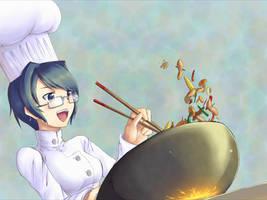 Mute Chef by CyzirVisheen