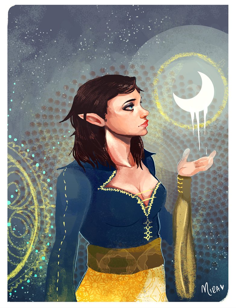 dragon age tarot by miraliese