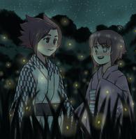 Fireflies by 1090506