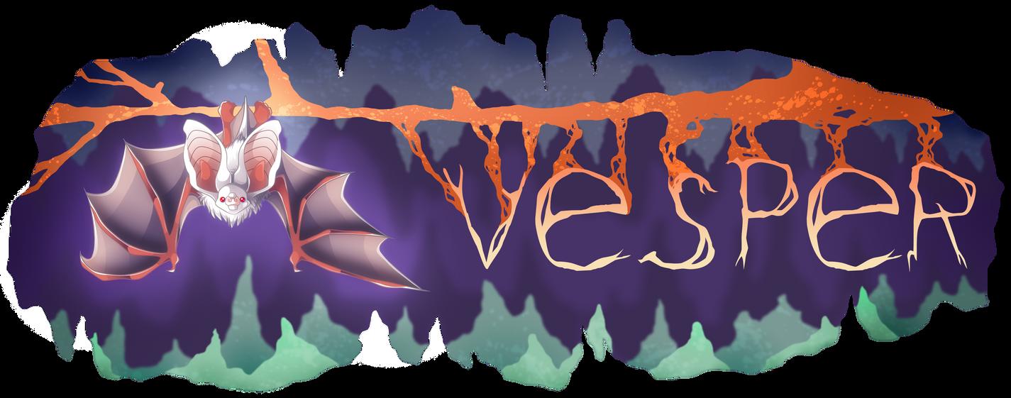 Vesper Cave Logo by ArcaneAvis