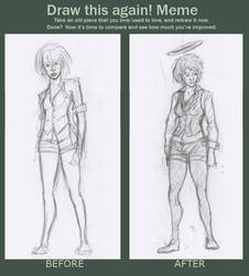 Before and After by SirThresher