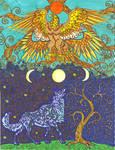 Solar Eagle, Lunar Wolf