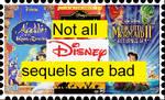 Defending the Disney sequels