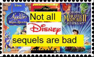 Defending the Disney sequels by ArthurEngine