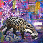 flora + fauna 1: Civet