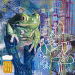 flora + fauna 3: Tree Frog