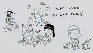 Da Watchbabies
