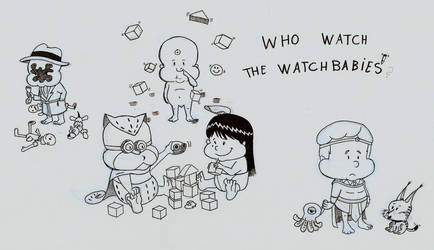 Da Watchbabies
