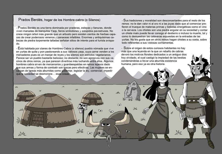 Prados Berdes y sus habitantes